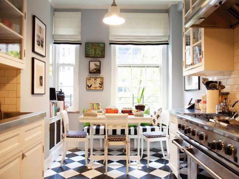 adorable-cuisine-ikea-design-idees-avec-cuisiniere-en-acier-inoxydable-cuisiniere-autoportante-plus-four-aussi-meuble-de-cuisine-base-stratifie-blanc-plus-comptoir-en-acier-inoxydable-couleur-creme- dos-de-carreaux-de-céramique-muraux