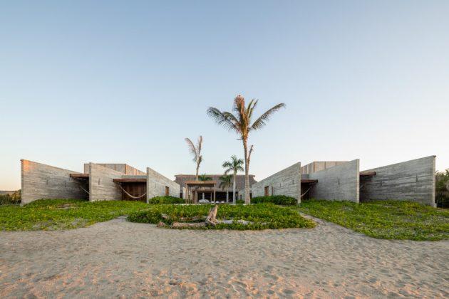 Casa Cova par Anonimous à Puerto Escondido, Mexique