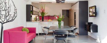 salon-canapé-allumettes-dosseret de cuisine