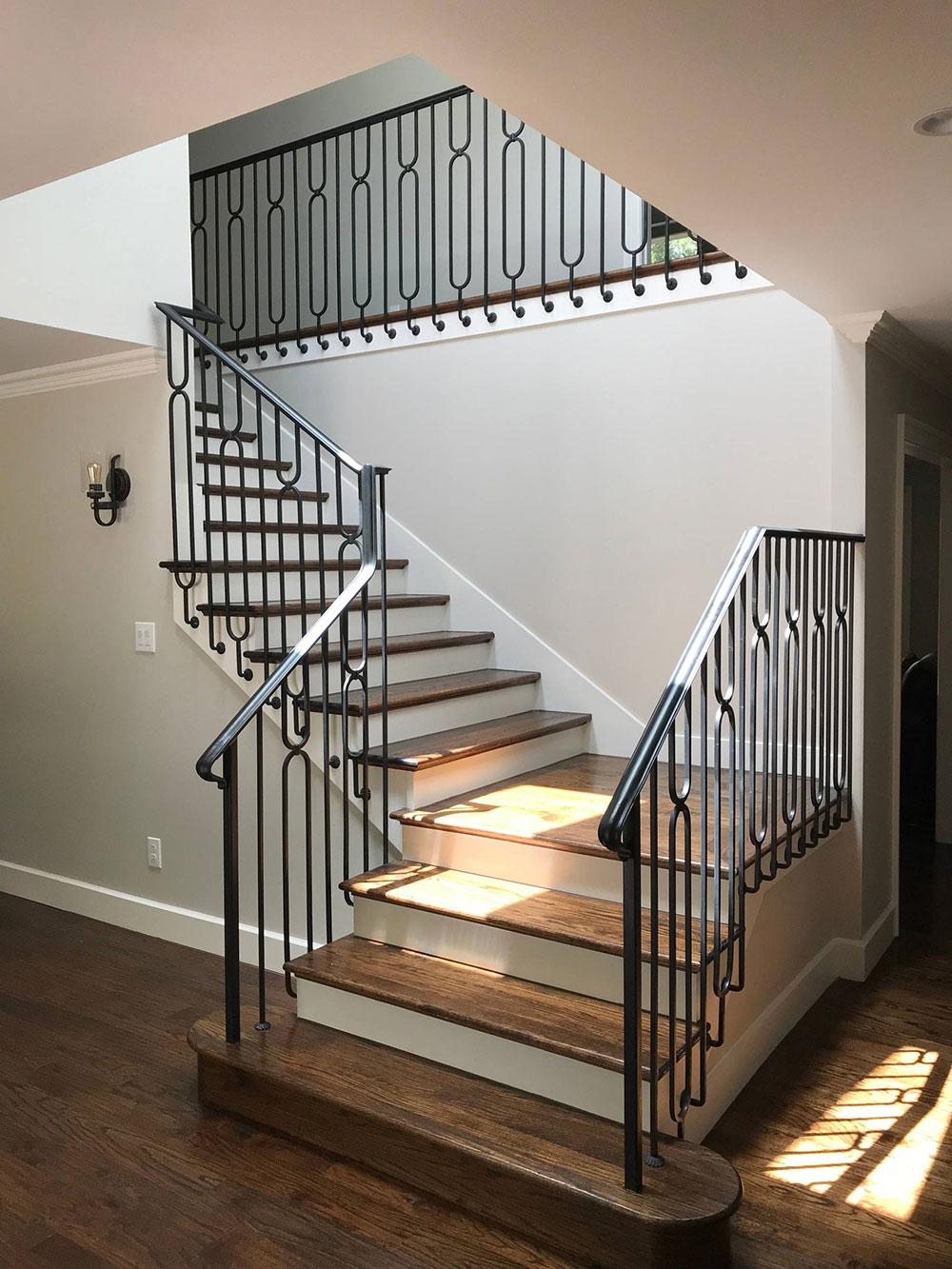 Greenwich-by-Ellyn-Amador-Architect Les différents types d'escaliers à connaître