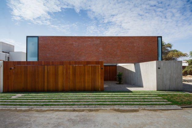 Maison LB par Riofrio + Rodrigo Arquitectos à Piura, Pérou
