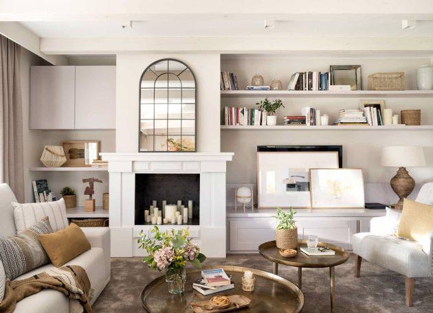 Obtenez une maison plus jeune et plus actuelle en 6 étapes