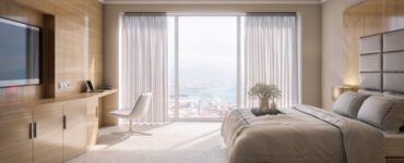 Organiquement luxueux: 5 bases de chambre respectueuses de la planète