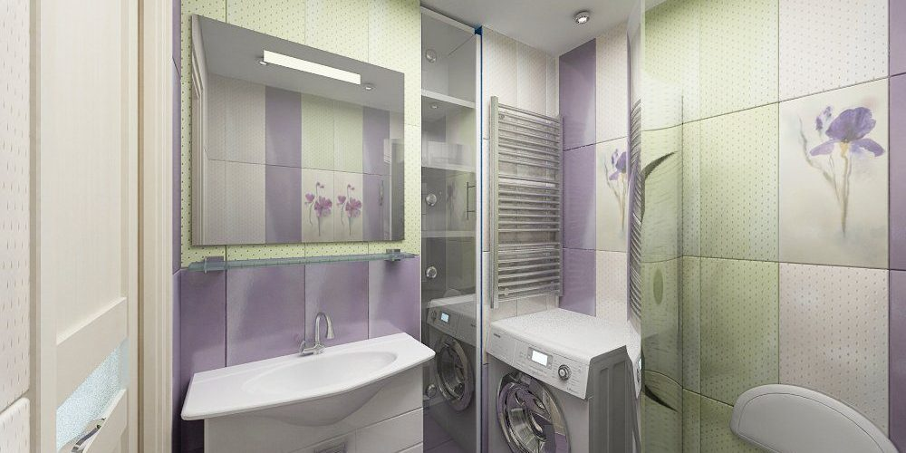 Salle de bain a Khrouchtchev options de reparation ergonomiques