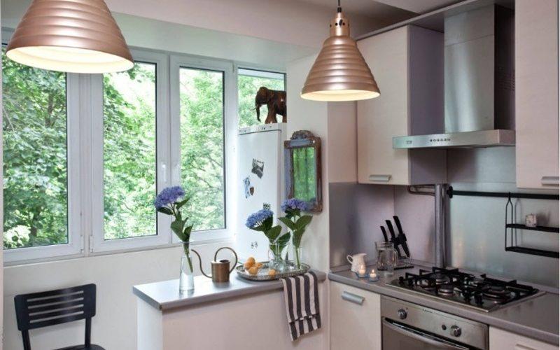 photos des meilleures solutions de conception pour transferer une cuisine