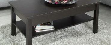 types couleurs et materiaux des tables basses les modeles les