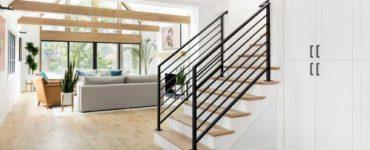 16 superbes modèles d'escaliers côtiers parfaits pour votre maison