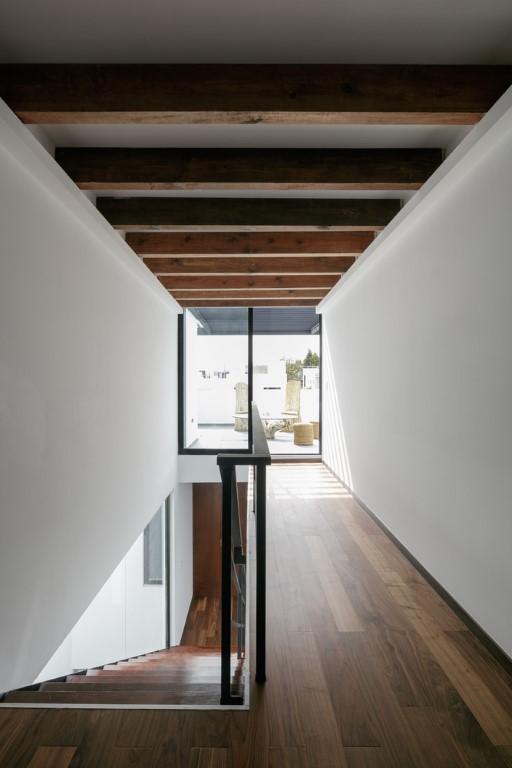 Casa Once par Espacio 18 arquitectura + Cueto arquitectura à Puebla City, Mexique