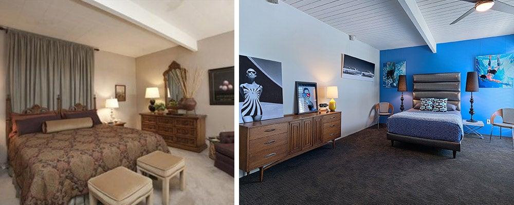 mi-siècle-maison-moderne-chambre-principale-avant-après