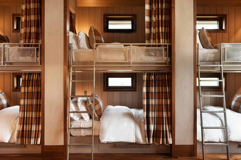 chambre-lits-superposés-contemporaine-montagnarde