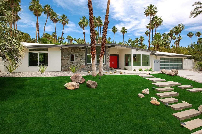 mi-siècle-moderne-ranch-maison-extérieur