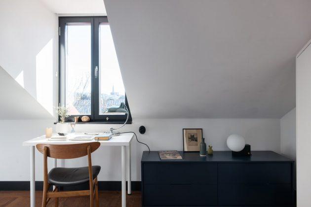Magnifique Penthouse Avec Terrasse Ensoleillée