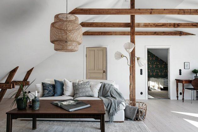 Le style nordique peut aussi être confortable