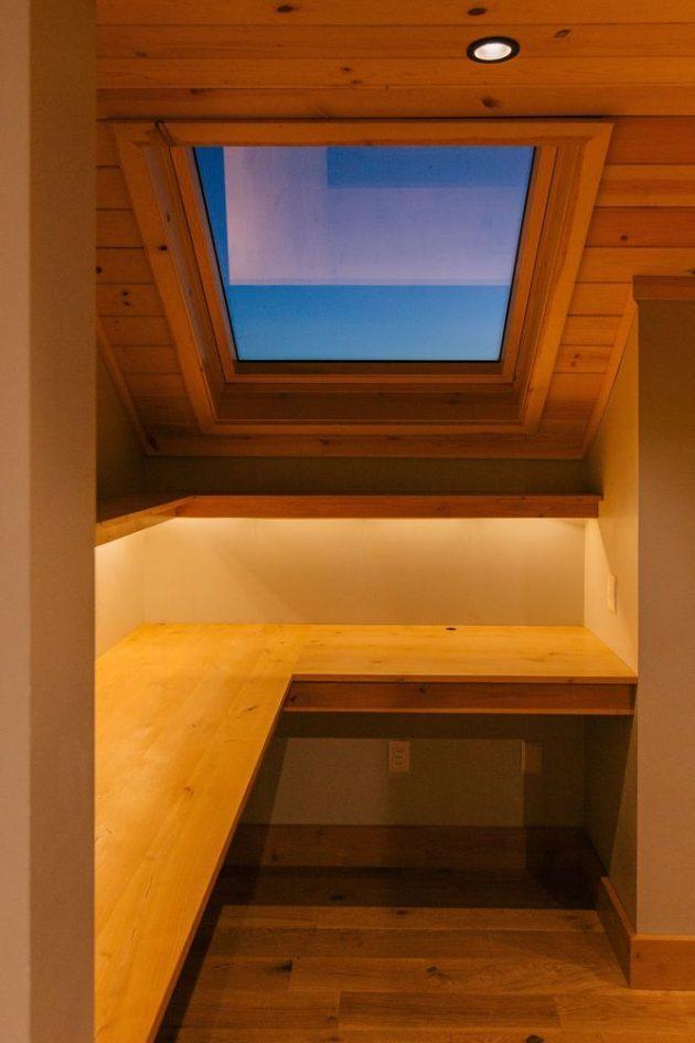 Maison IV par Staudt Arquitectura à Coyhaique, Chili