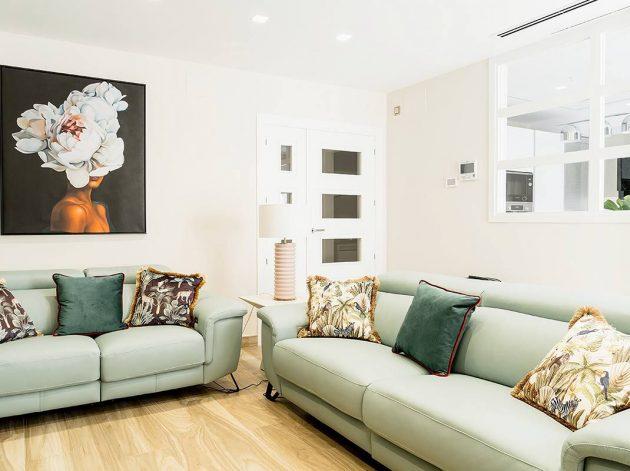 Ambiance luxueuse dans une maison double comme vous ne l'avez jamais vue auparavant