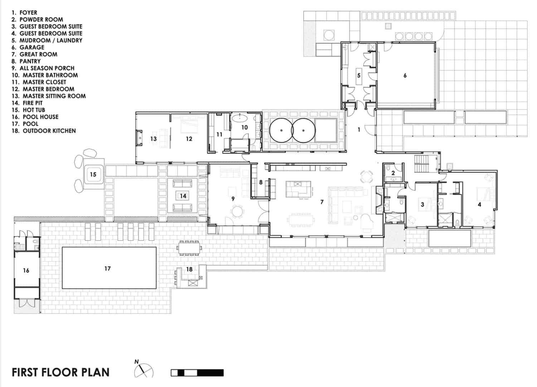 plan-maison-moderne