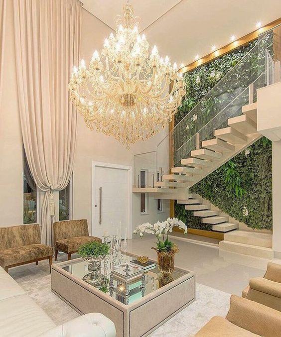 escaliers élégants