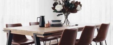 How To Use The Industrial Table In Your Decor Space