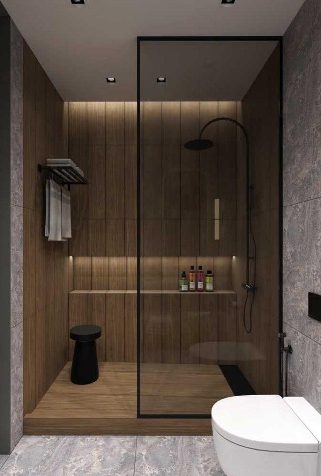 Conseils pour obtenir la salle de bain boisée de vos rêves