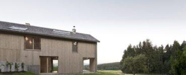 D. Résidence de LP Architektur à Lengau, Autriche