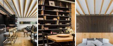 Quels sont les principaux avantages de l'utilisation du bois dans la décoration intérieure?