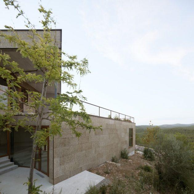 La maison dans la forêt par El Fil Verd à Barcelone, Espagne