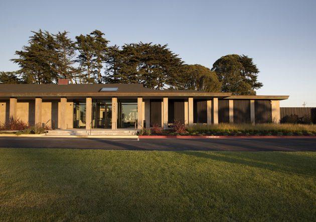 John Lum Architecture conçoit le nouveau bâtiment des services funéraires et de crémation Olivet comme une célébration de la vie