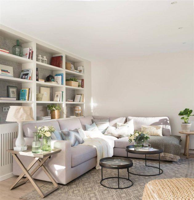 Des idées fantastiques qui peuvent mettre à jour votre style de maison pour paraître plus jeune (partie I)