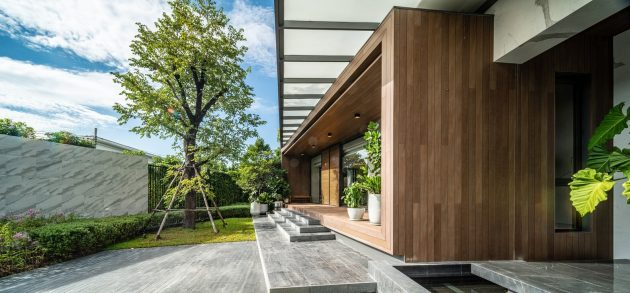 La Maison Laken par makeAscene à Ban Mai, Thaïlande