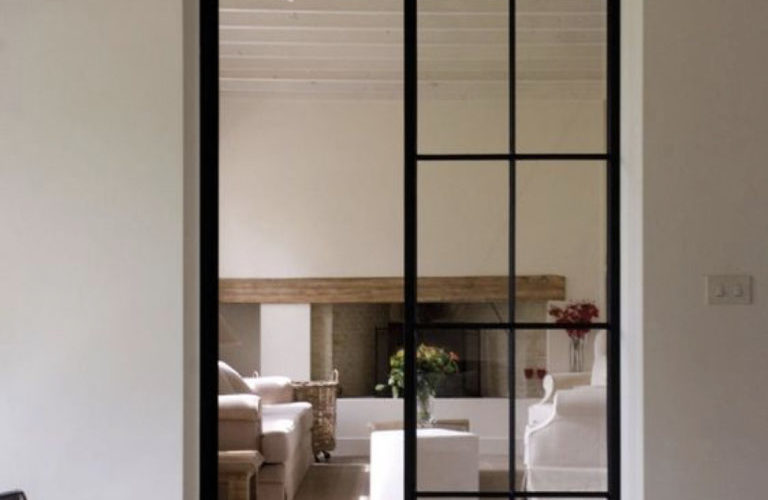 The Glass Door As The Protagonist In Search Of Elegance And Transparency