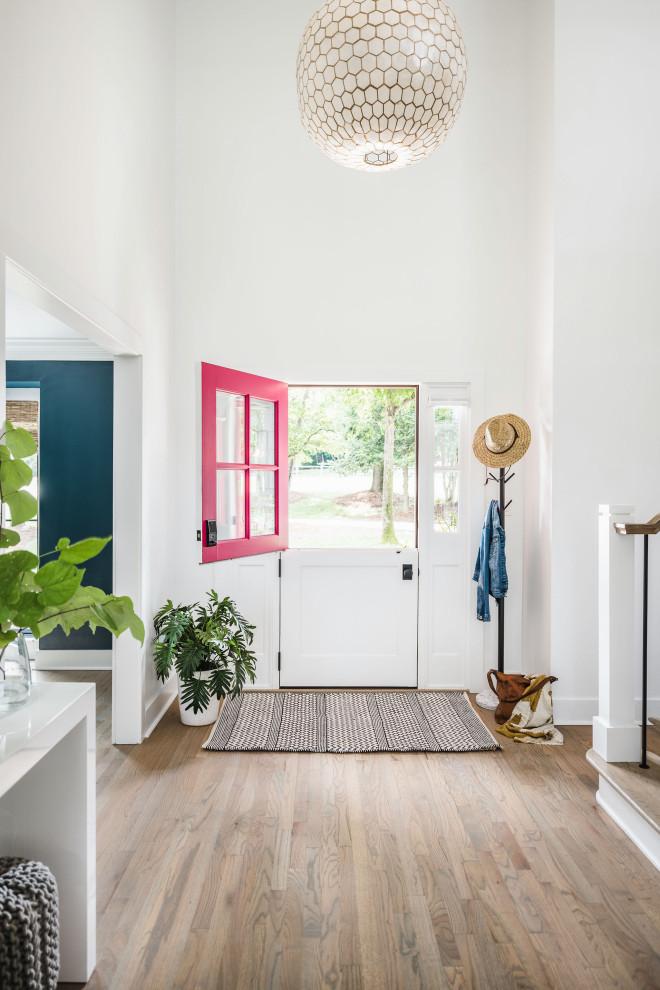 16 conceptions fascinantes de hall d'entrée côtier qui vous accueilleront à l'intérieur