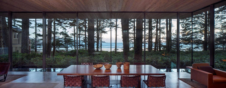 salle-à-manger-maison-de-plage-moderne