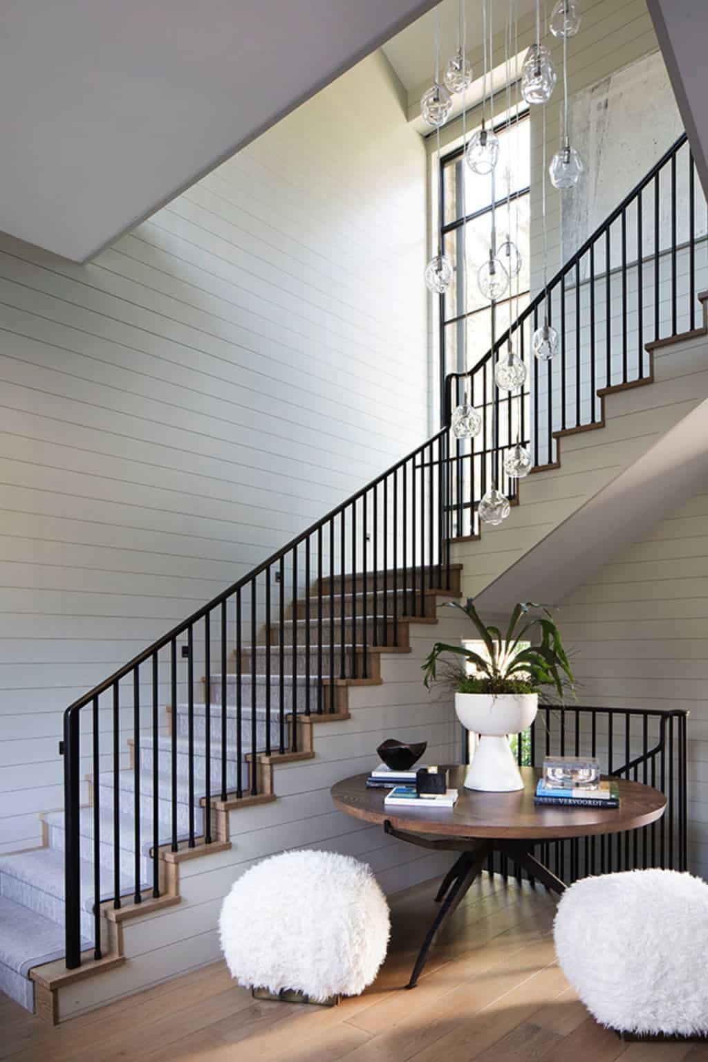 escalier-style transitionnel