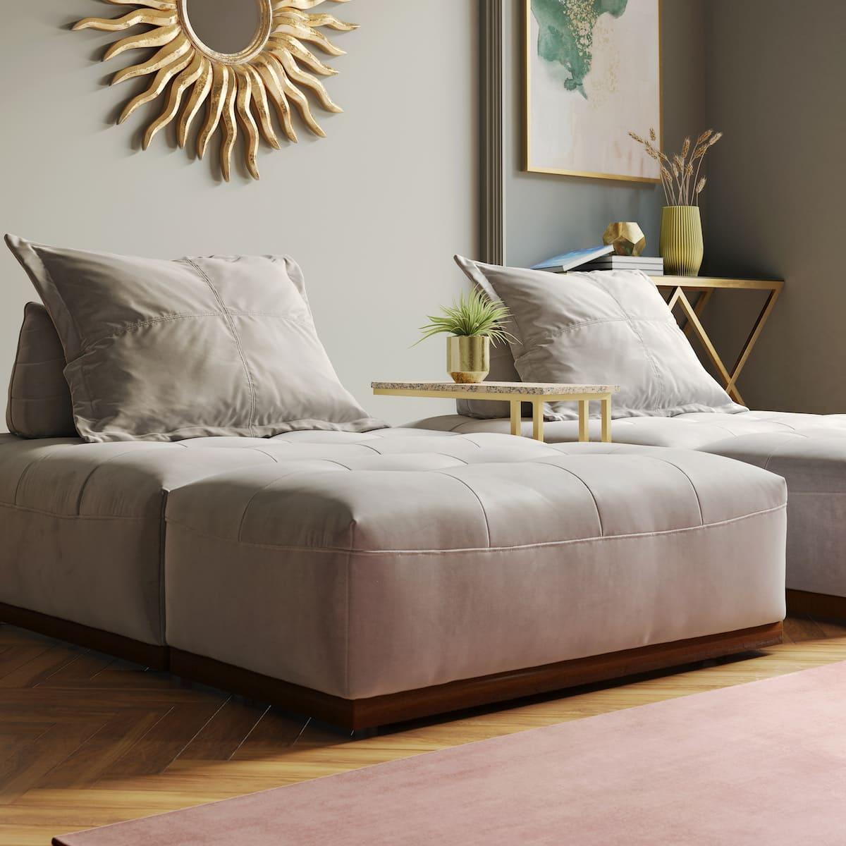 design d'intérieur d'un appartement à la mode photo 18