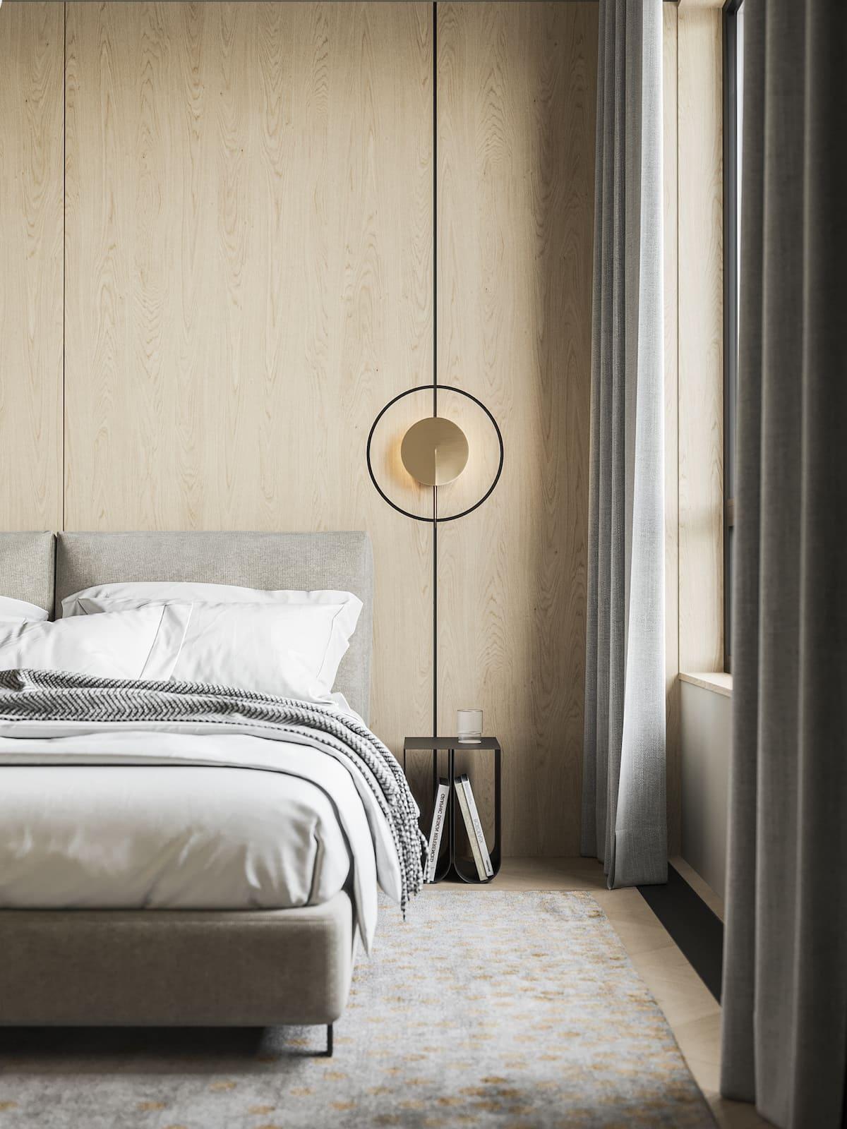 design d'intérieur d'un appartement à la mode photo 27