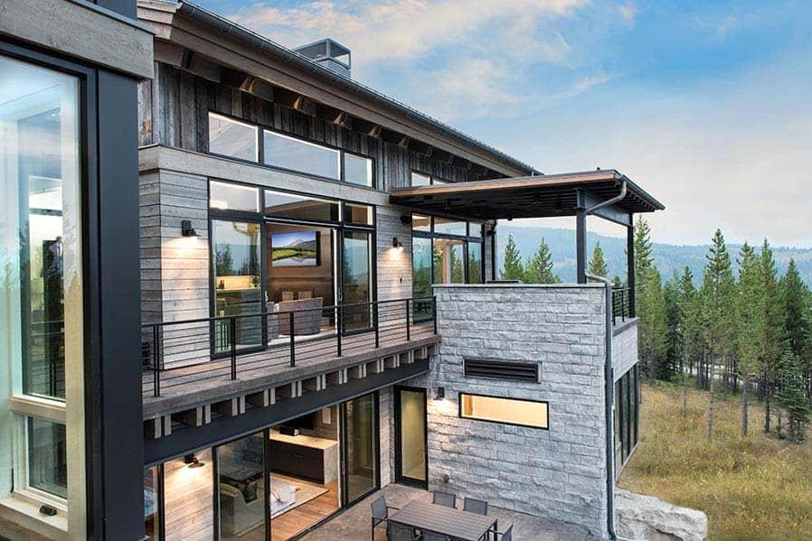 extérieur-maison-alpine-moderne