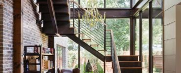 contemporary-rustic-staircase