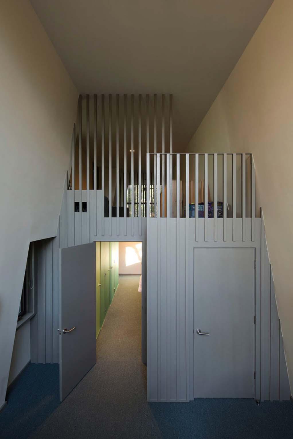 Mid-Century-moderne-salle