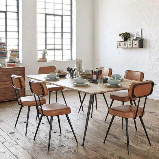 6 tables originales pour une salle à manger qui surprend