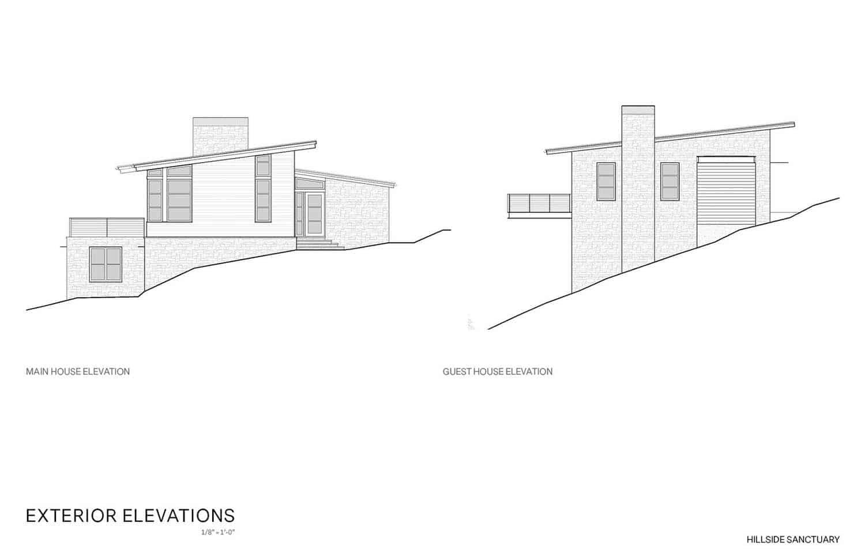 plan-d-élévation-de-maison-cotière-colline