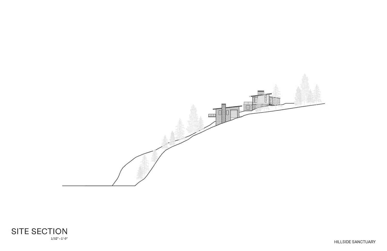 plan-section-maison-cotière-colline