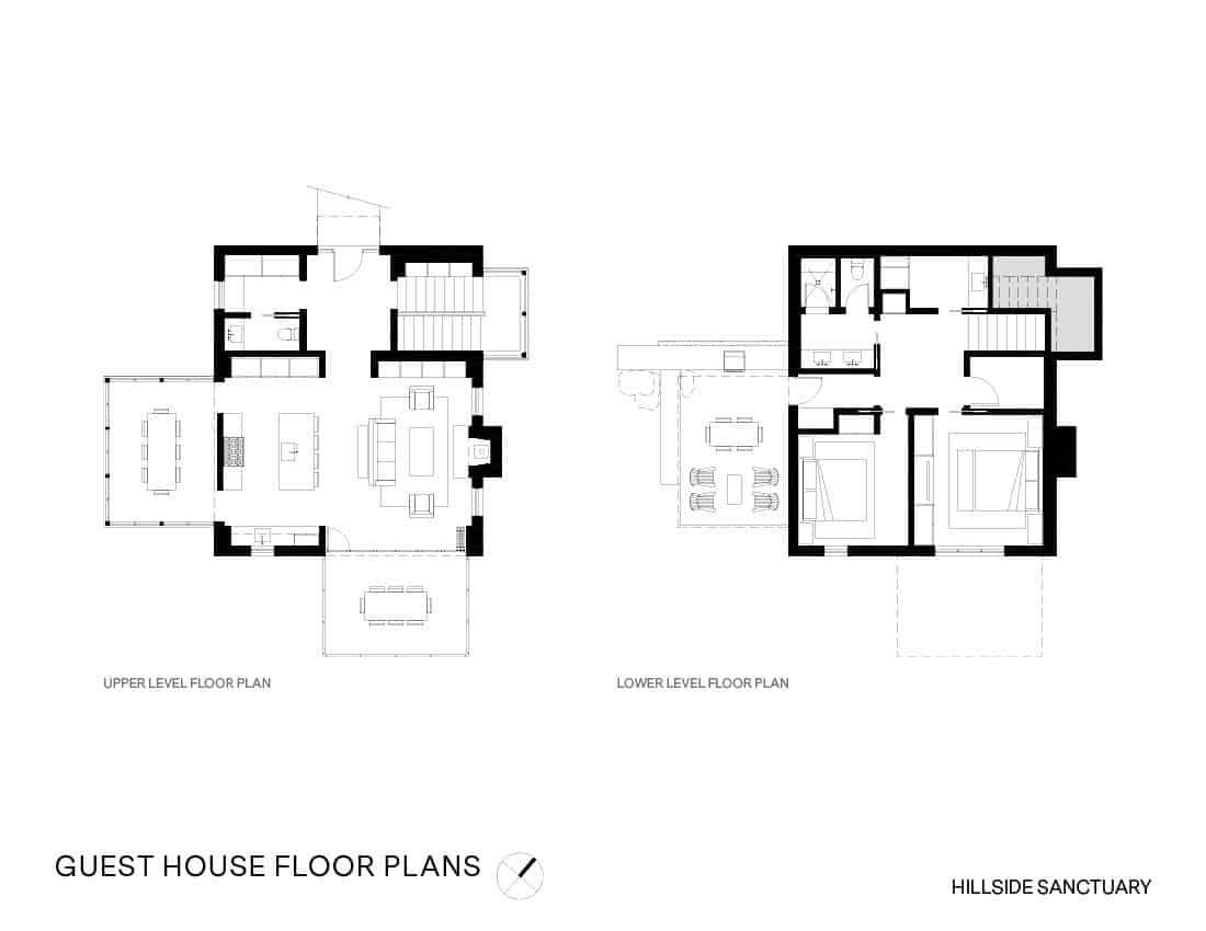 plan-d'étage-de-maison-d'hôtes-côtière-de-colline