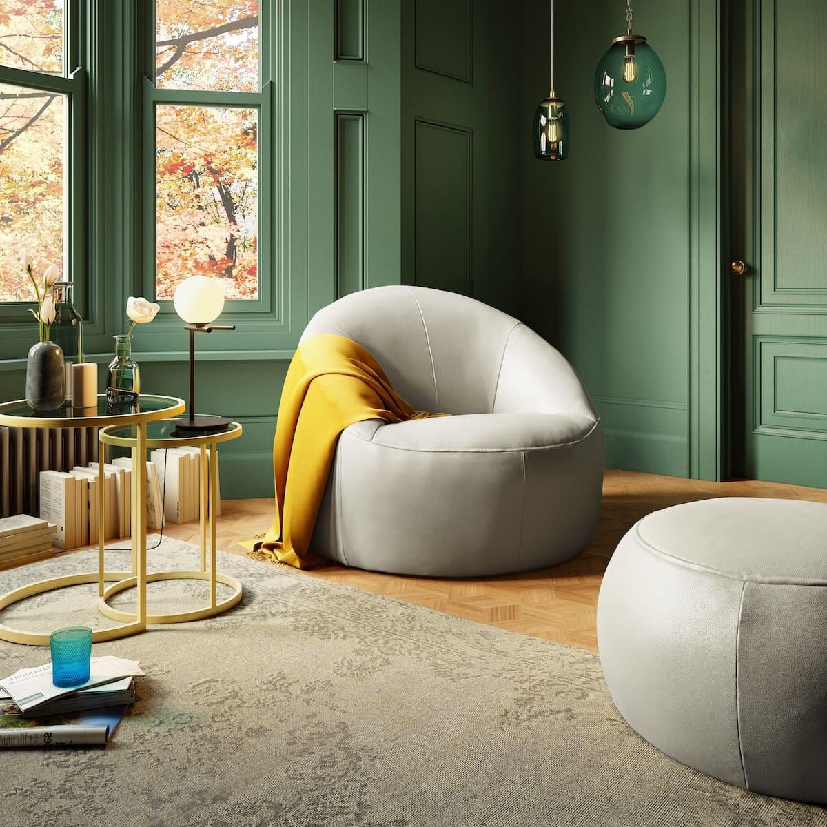 design d'intérieur d'un appartement à la mode photo 20