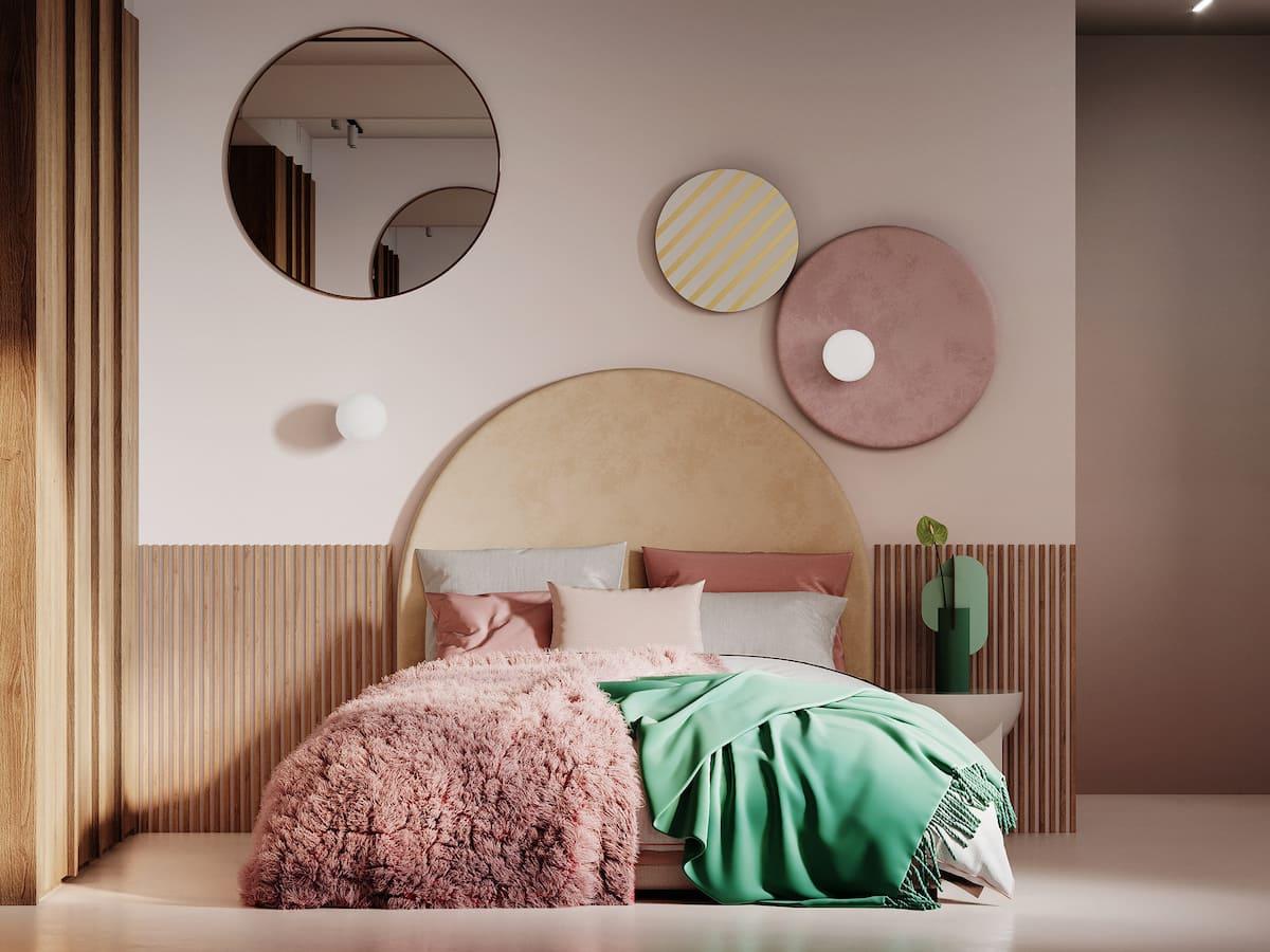 design d'intérieur d'un appartement à la mode photo 102