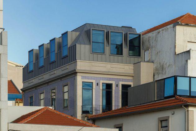 Predio Foz par As Arquitectos à Porto, Portugal