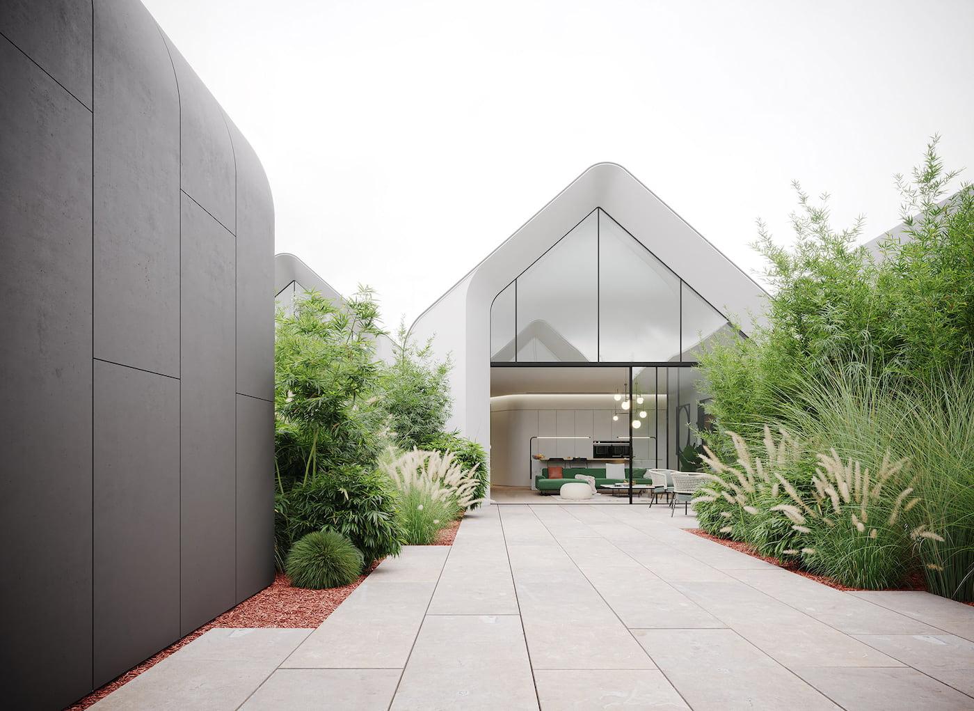 photo de maison de haute technologie 25