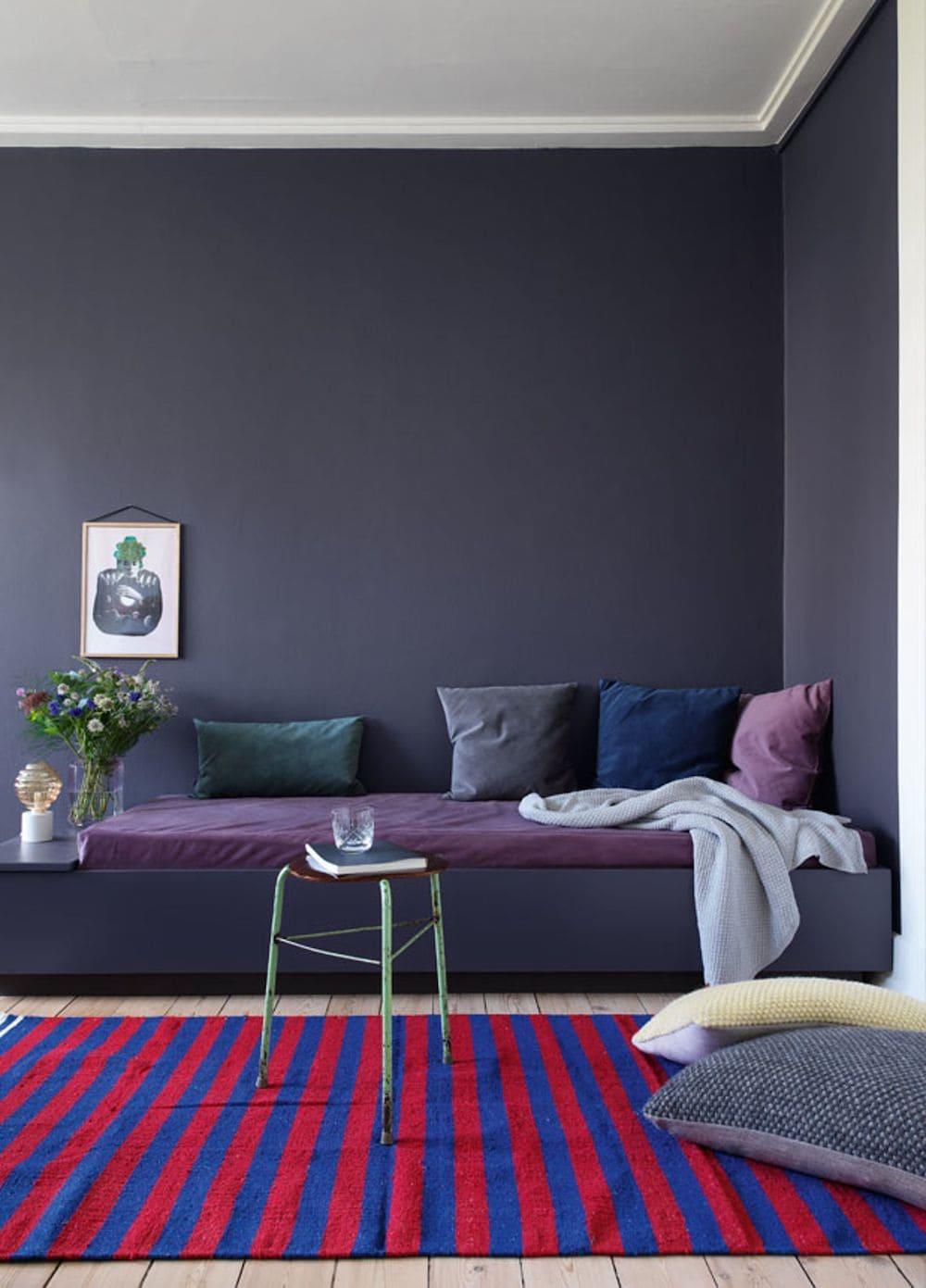 couleur violette à l'intérieur photo 7