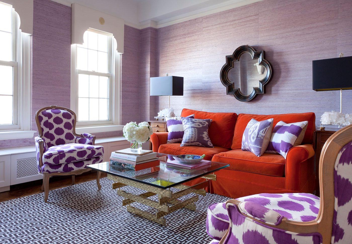 couleur violette à l'intérieur photo 24
