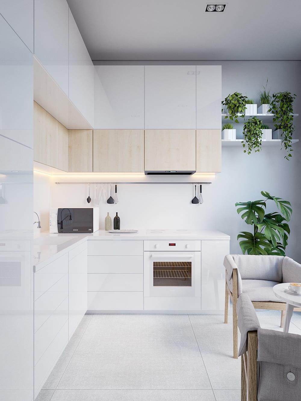 conception de cuisine à la mode 42