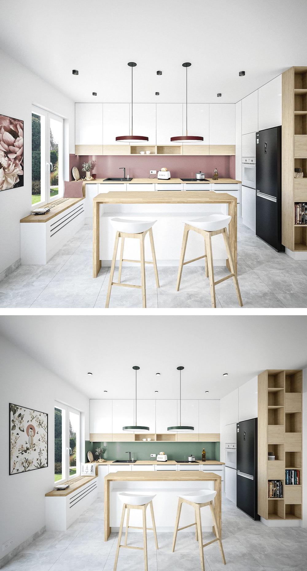 conception de cuisine à la mode 45